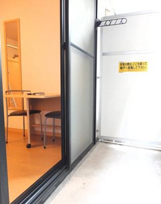 ※105・106号室はバルコニーなし