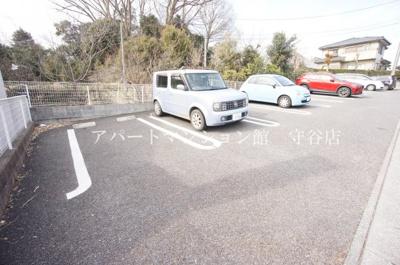 【駐車場】アビターレⅡ
