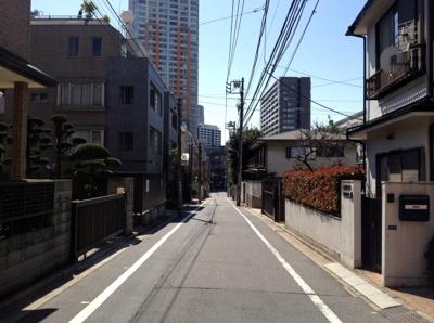 【周辺】神宮前シティハウス