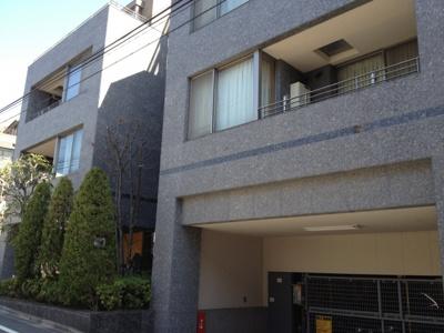 【外観】神宮前シティハウス