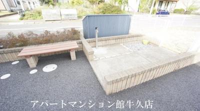 【庭】フォレストスクエア