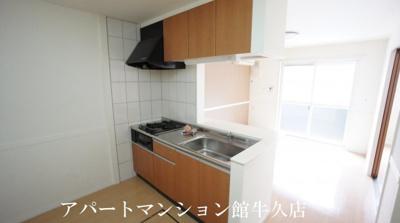 【キッチン】フォレストスクエア