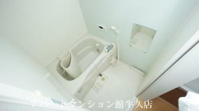 【浴室】フォレストスクエア