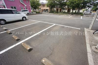 【駐車場】レインボーヒルズ