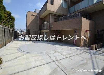 【駐車場】ザパークハウス中野坂上
