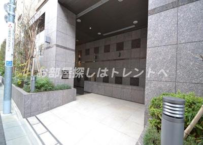 【外観】ザパークハウス中野坂上