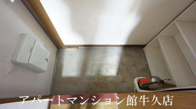 【玄関】壱番館