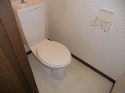 【トイレ】プレステージ゙常盤台
