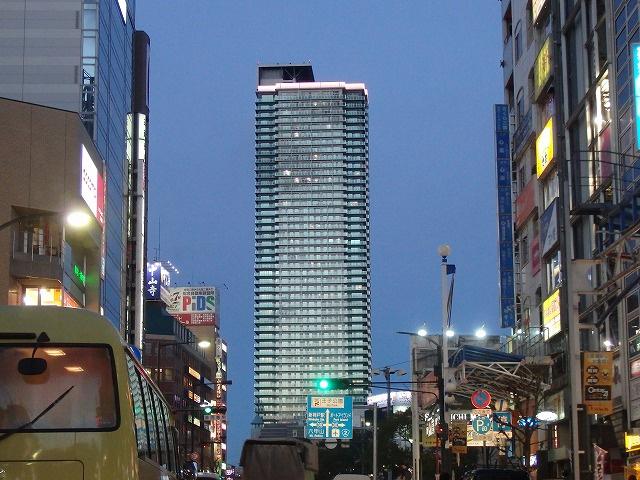 【外観】シティタワー神戸三宮