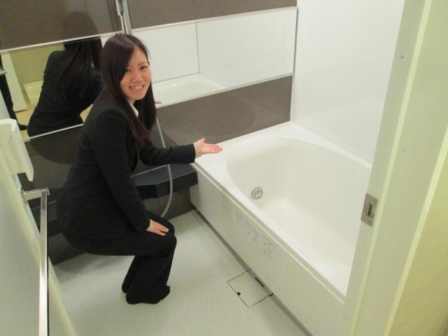【浴室】シティタワー神戸三宮