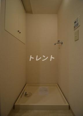 【洗面所】ディオレ西新宿
