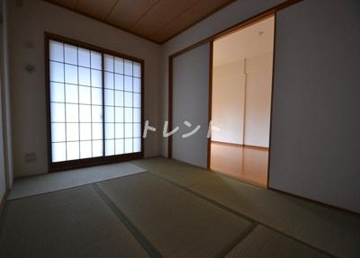 【和室】ディオレ西新宿