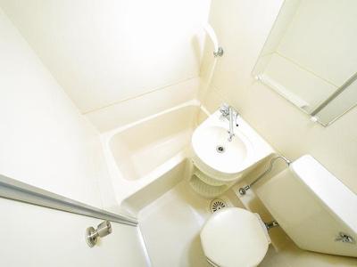 【浴室】ナラ・レジデンス・モア
