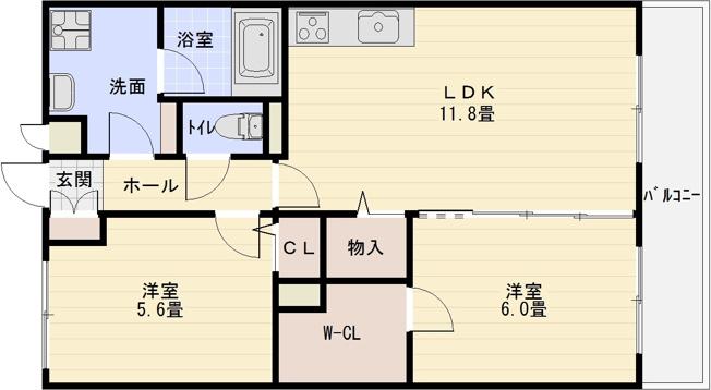 メルヴェーユ藤井寺