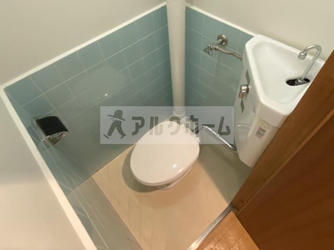 センチュリーハイツ おトイレ