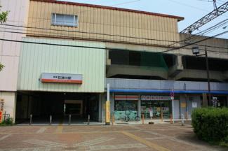 南海本線石津川駅