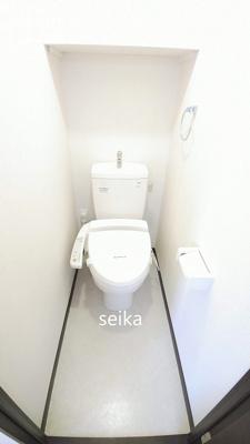 【トイレ】ハックベリー
