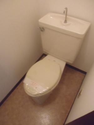 【トイレ】マンションファーストワン