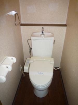 【トイレ】ビエンフェオークラⅡ
