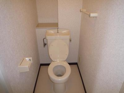 【トイレ】メゾンルリア