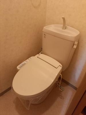 【トイレ】コートバローズ
