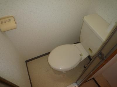【トイレ】Kハイツ梶町