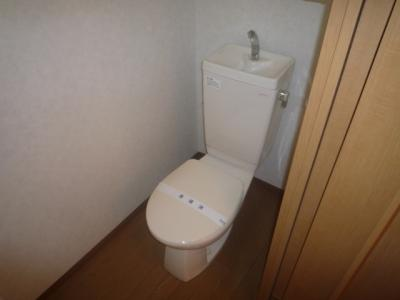 【トイレ】ペイサージュ