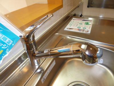 浄水器対応水栓