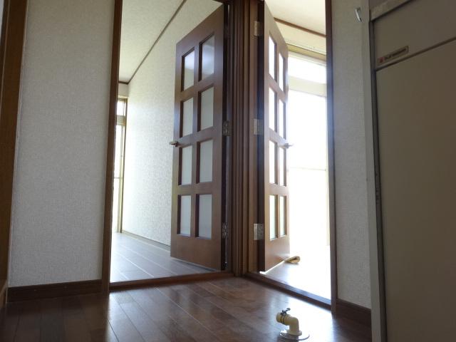 【洋室】カレッチヒルサンシオン