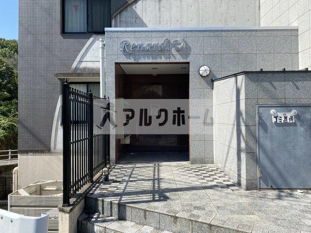 レナードユー  玄関
