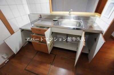 【キッチン】リバーフィールド