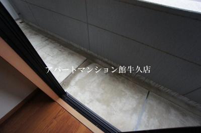 【バルコニー】リバーフィールド