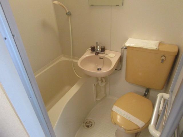 【浴室】クリーンハイツオンリーワン