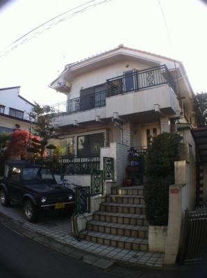 【外観】大島邸アパート