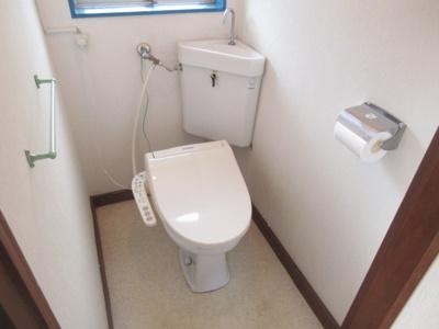 【トイレ】クオリア西大寺