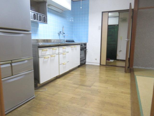【居間・リビング】クオリア西大寺