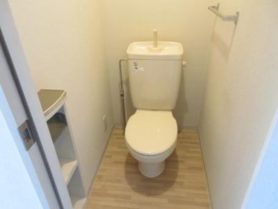 【トイレ】サンモール野神