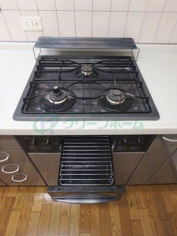 【キッチン】ディオレ森ノ宮