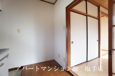 【内装】ムカイハラハイツB