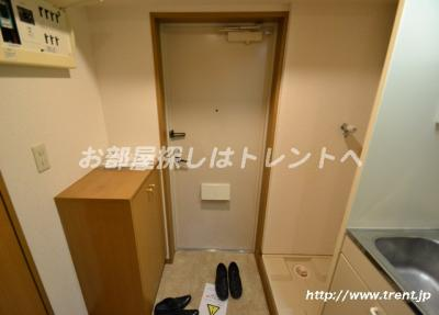 【玄関】ロイヤルパレス四ツ谷