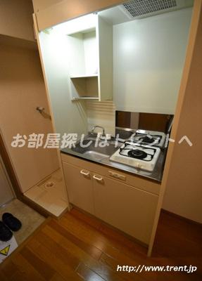 【キッチン】ロイヤルパレス四ツ谷