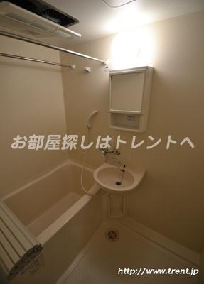 【浴室】ロイヤルパレス四ツ谷