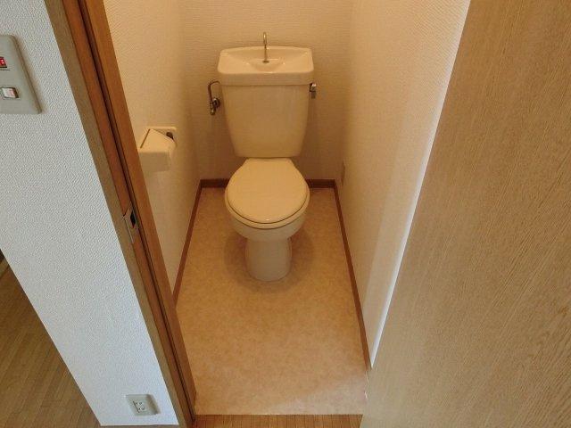 【トイレ】ファミリーズ21ハイツナカムラ2