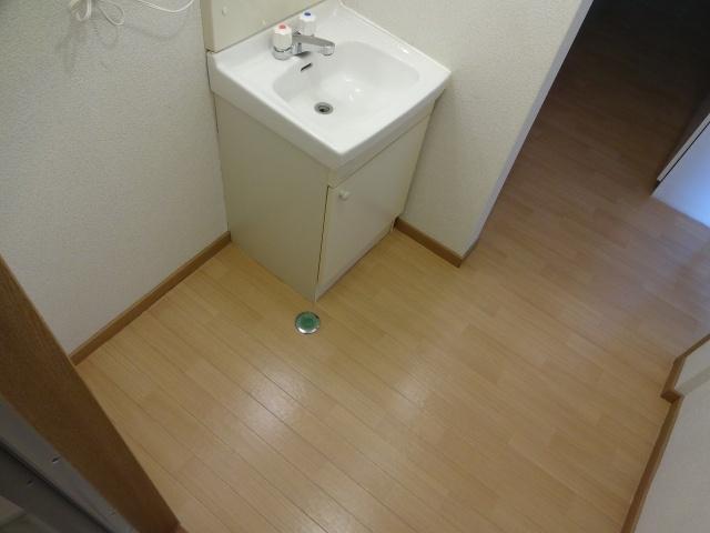 【洗面所】ファミリーズ21ハイツナカムラ1