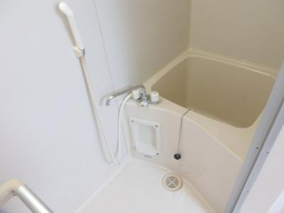【浴室】朝日ハイツ