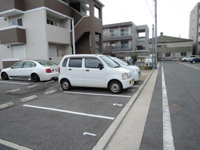 【駐車場】オアシス