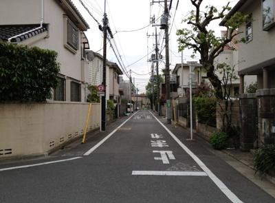 【周辺】永福2丁目戸建(西棟)(賃貸)
