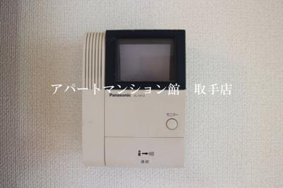 【セキュリティ】シャンティ花輪台