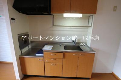 【キッチン】シャンティ花輪台