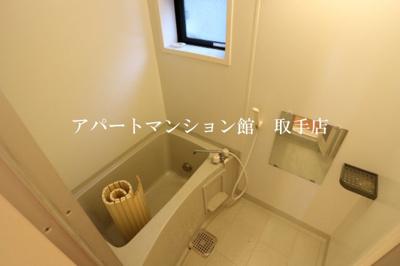 【浴室】シャンティ花輪台